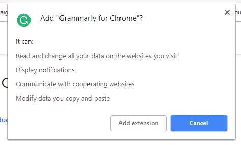 Chrome Extensions - Velma Help Desk